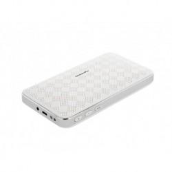 Głośnik bezprzewodowy bluetooth Movano MBOX mini - biały