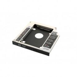 kieszeń na dysk uniwersalna SATA HDD 12.7 mm SSD HDD