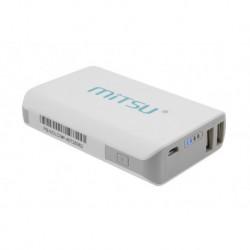 akumulator / bateria  przenośna MITSU PowerBank SOLO 3 - 6600 mAh