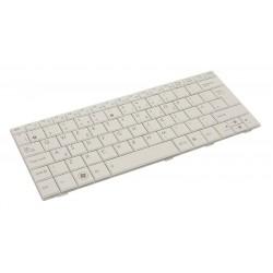klawiatura laptopa do Asus EeePC 1005 (biała)