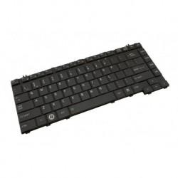 klawiatura laptopa do Toshiba A200, A300 - błyszcząca