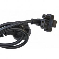 kabel zasilający do Dell PA10, PA12- 3 pin w rzędzie