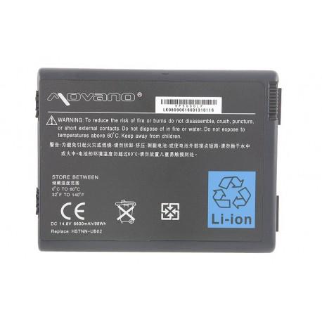 akumulator / bateria  movano HP R3000, nx9110 (6600mAh)