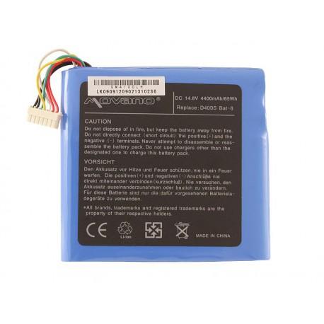 akumulator / bateria  movano Clevo D400, D410, D470
