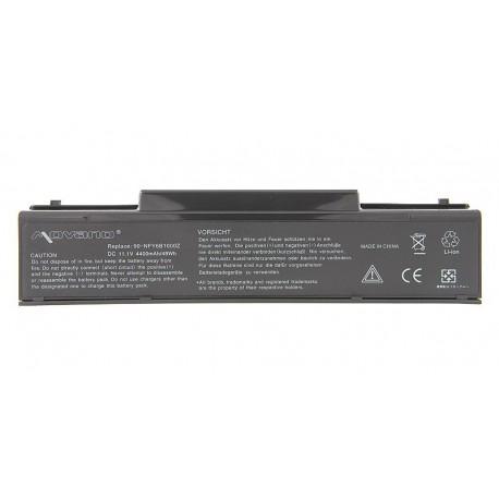 akumulator / bateria  movano Asus F2, F3, Z94, Z96